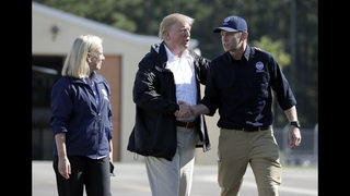 DHS secretary: FEMA chief misused cars, but won