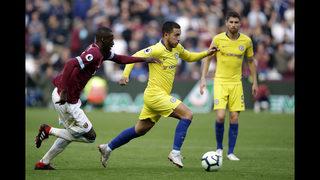 Europa League hangover hits flat Chelsea