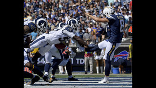 Rams hold off Chargers 35-23 in LA