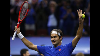 Federer, Zverev lead Team Europe to Laver Cup victory