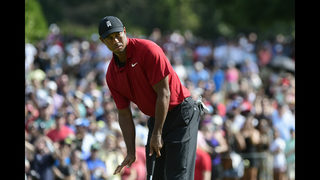 Tiger Woods wins Tour Championship, first in more than five years