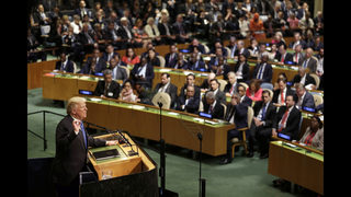 At UN, unrepentant Trump set to rattle foes, friends alike