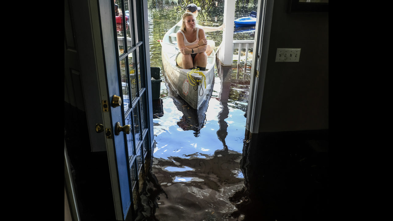 10 Days After Hurricane Florence Fresh Chaos In S Carolina Wftv