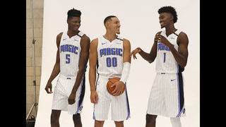 Aaron Gordon now face of the Magic, looks to lead turnaround