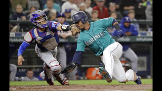 Segura benched for lack of hustle, Mariners top Rangers 12-6