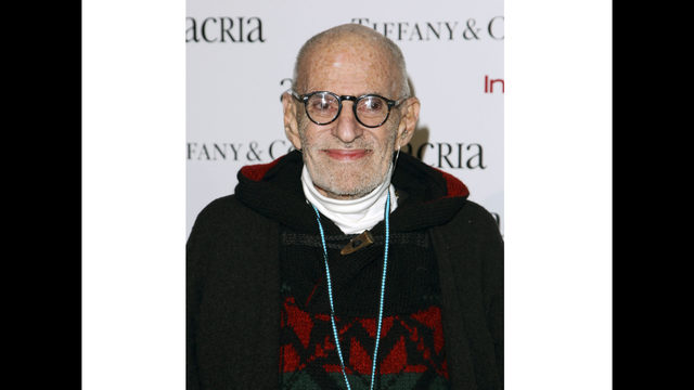 new arrival 816b0 27ffd Biography of playwright, activist Larry Kramer in the works ...