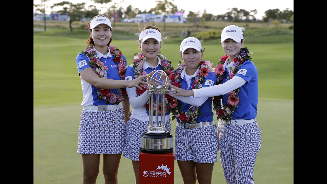 SKorea holds off US and England to win International Crown