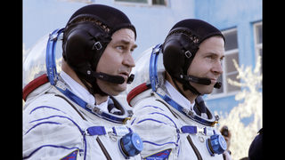 Video: Astronaut and Cosmonaut safe on Earth after aborted rocket launch
