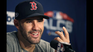 JD Martinez holds no grudge against Astros, who released him