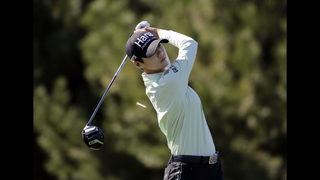 Park and Ariya in four-way tie for lead in South Korea