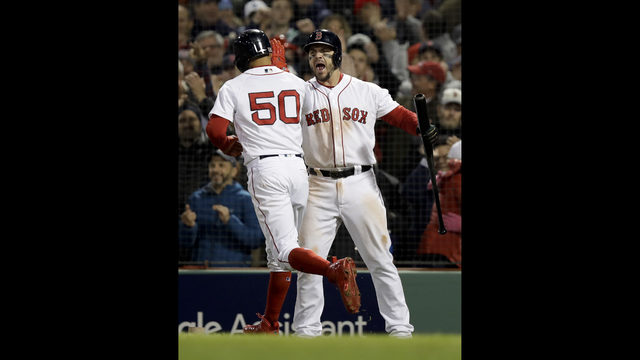 Price, Red Sox bounce back, beat Astros 7-5, tie ALCS 1-1