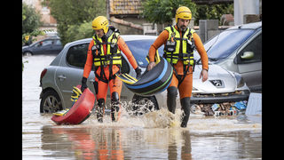 Southern France flood toll rises to 13; many elderly victims