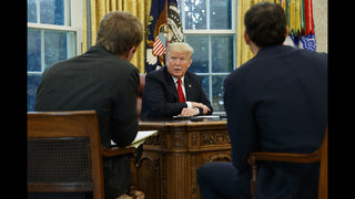 Trump tells AP he won