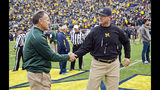 No. 6 Michigan needs to beat No. 24 Spartans to keep rolling