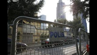 The Latest: EU wants probe into Saudi