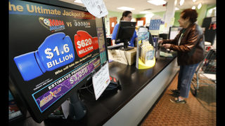 Charlotte lottery winner to use money to feed homeless
