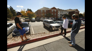 The Latest: Sex offender lurked for days before Utah killing