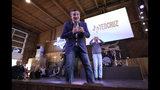 Sen. Ted Cruz, R-Texas, speaks during a campaign event Monday, Nov. 5, 2018, in Cypress, Texas. Cruz is being challenged by Democratic U.S. Representative Beto O'Rourke. (AP Photo/David J. Phillip)