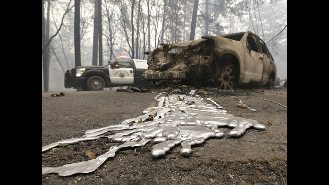 Deadly fire leveled a California town in less than a day | WFTV