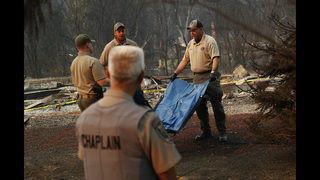 Dead in cars and homes: Northern California fire toll at 29