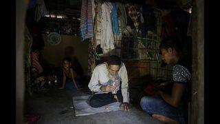 Rohingya fearful of doctors keep faith healers in business
