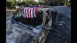 Photos: Death toll rises to 42 in California wildfires