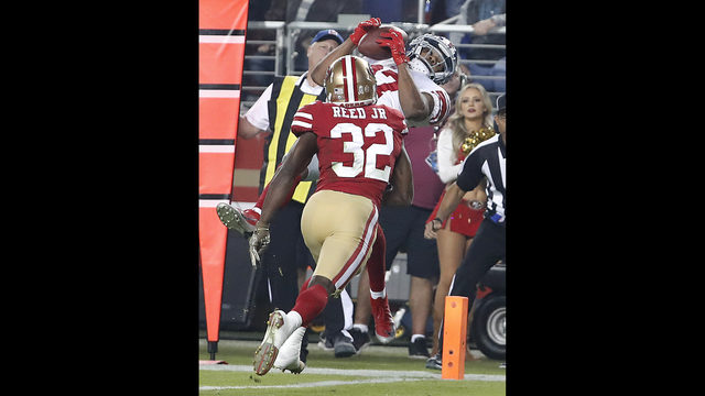 online store 934f4 e42b0 Manning's late TD pass leads Giants past 49ers 27-23 | WFTV