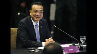 Asian leaders push for progress on South China Sea pact