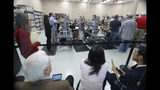 Video: FLORIDA RECOUNT: Ballot machines overheat, while lawsuits heat up in court