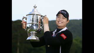 Jutanugarn looks to close out huge 2018 with CME Globe