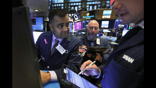 Technology companies lead afternoon rebound for US stocks