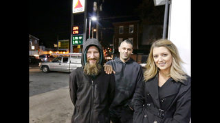 Homeless man in $400,000 GoFundMe benefit arrested