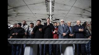 Funeral prayers held in Istanbul for slain Saudi journalist