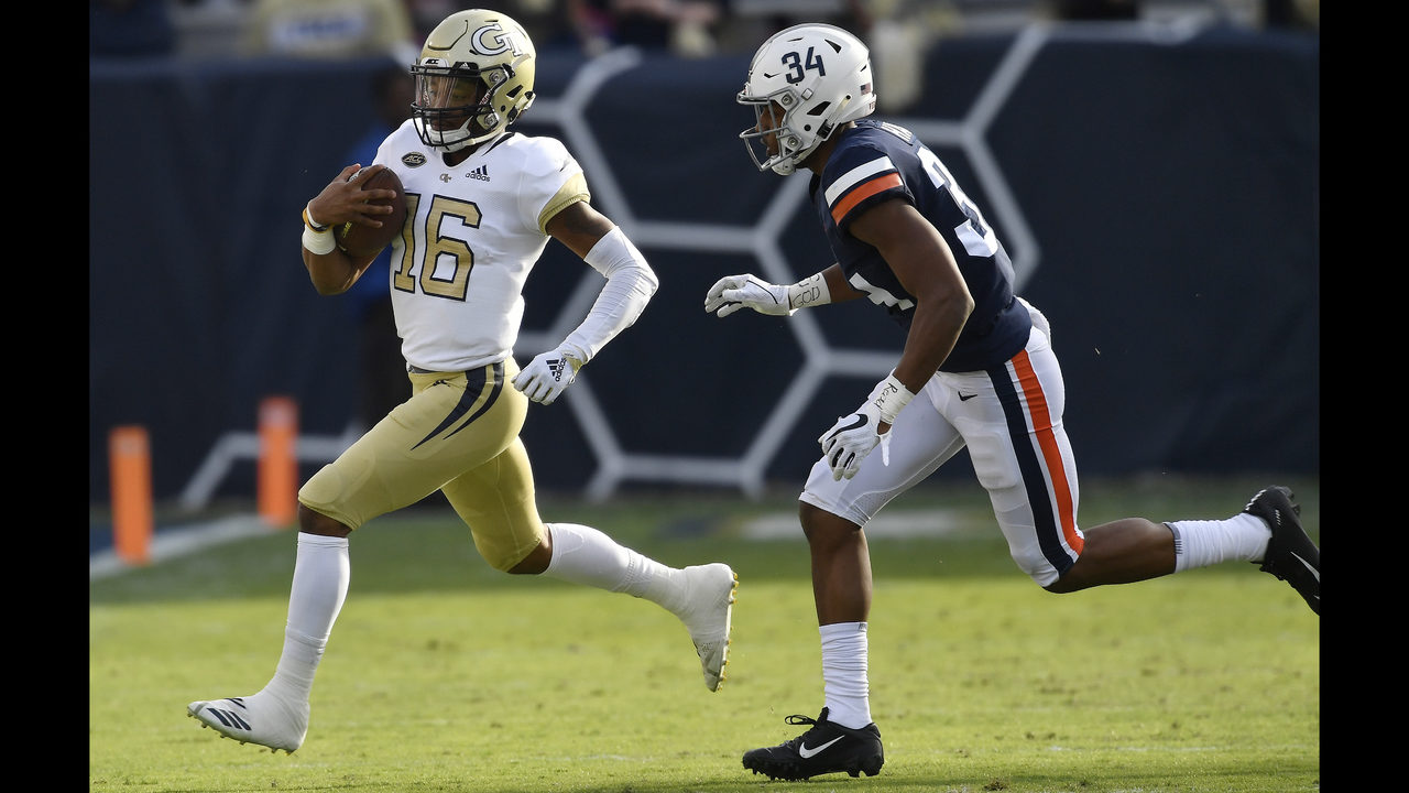 Georgia Tech players feeling disrespected by bowl selection