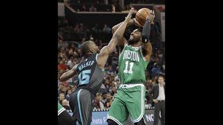 Walker new NBA scoring leader, Hornets top Celtics 117-112