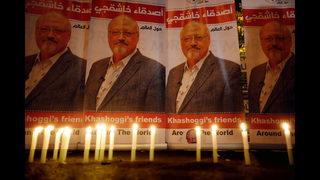 Trump says no new Saudi punishment for Khashoggi murder