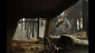 The Latest: PG&E line suspected in fire had issues in 2012