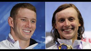 Ledecky, Murphy big winners at USA Swimming