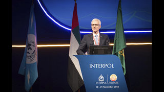 The Latest: US opposes Russian nominee to head Interpol