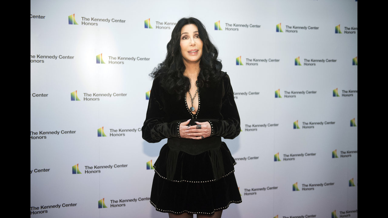 The Latest Cher Thought She Was Too Out There For Award