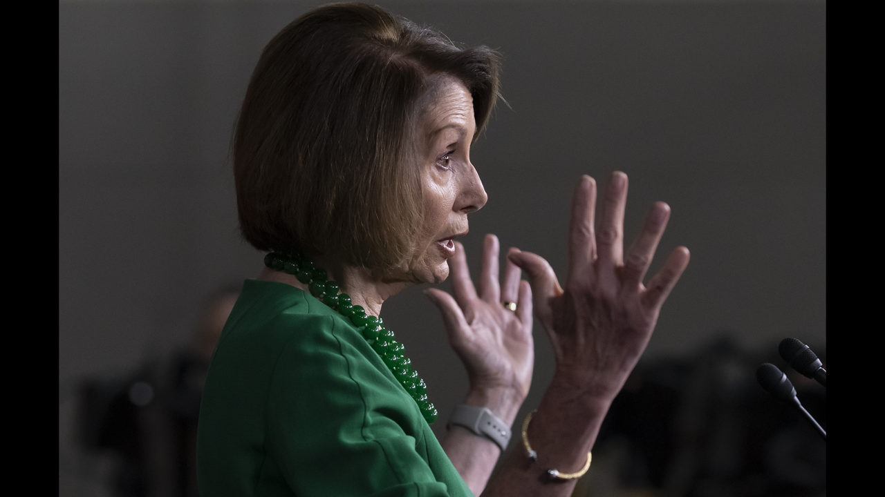 GOP support for Pelosi as speaker? Don't hold your breath