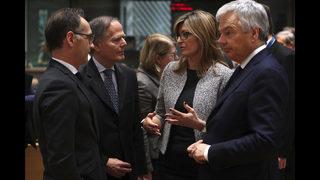 EU prolongs sanctions against Congo ruling party candidate