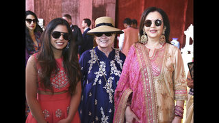 Beyonce! Hillary! India set for one very big wedding