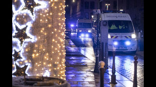 The Latest: Strasbourg shooting suspect identified