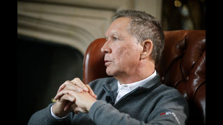 Kasich would prefer competing for presidency as a Republican