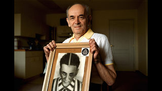 Holocaust survivor killed by car while crossing street