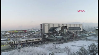 The Latest: 3 train workers detained over Turkey crash