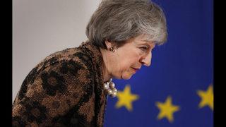 UK spat: Theresa May, Tony Blair trade Brexit snipes