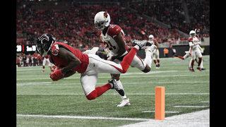 Julio Jones, Deion Jones pace Falcons