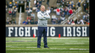 AP Coach of the Year: Notre Dame